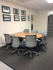 Golden Oak Adult School New Conference Room