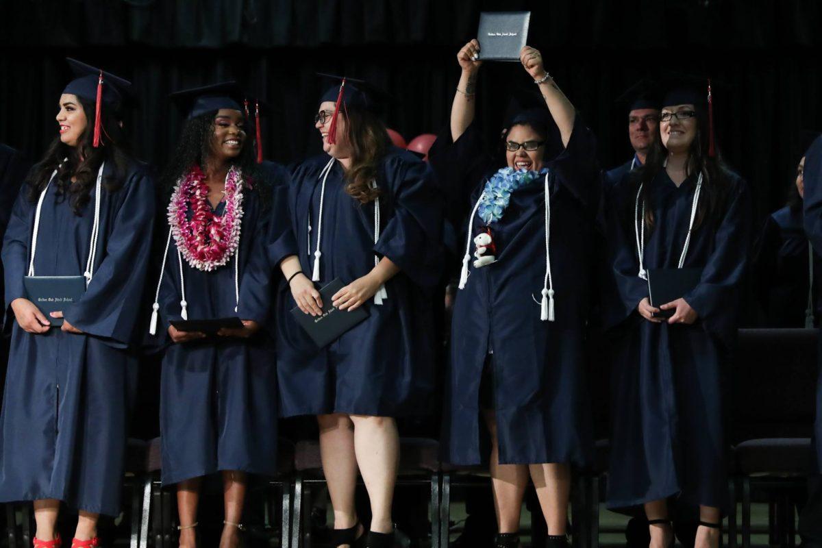 Golden Oak Adult School Graduates 6/7/18
